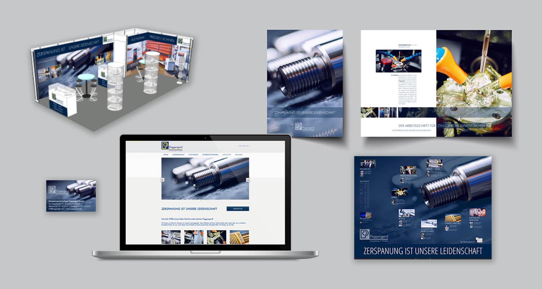 Corporate Design | Poggengerd | Werbeagentur Siekmann