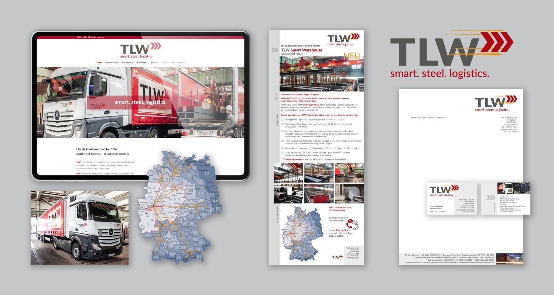 Corporate Design | TLW | Werbeagentur Siekmann