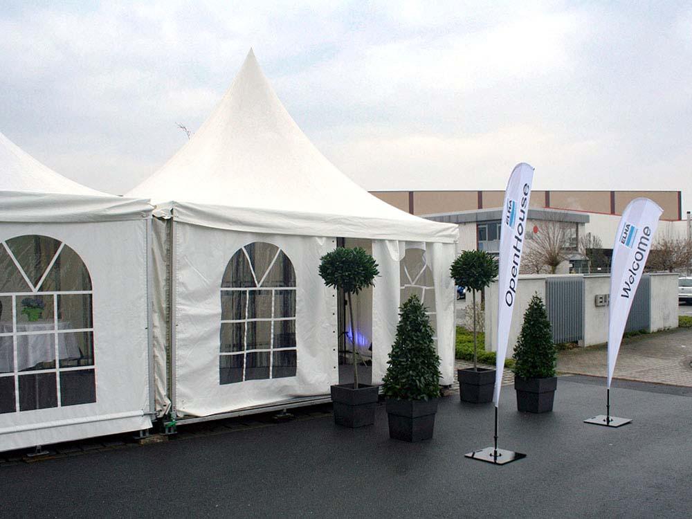 Eventmarketing | ELHA Open House | Werbeagentur Siekmann