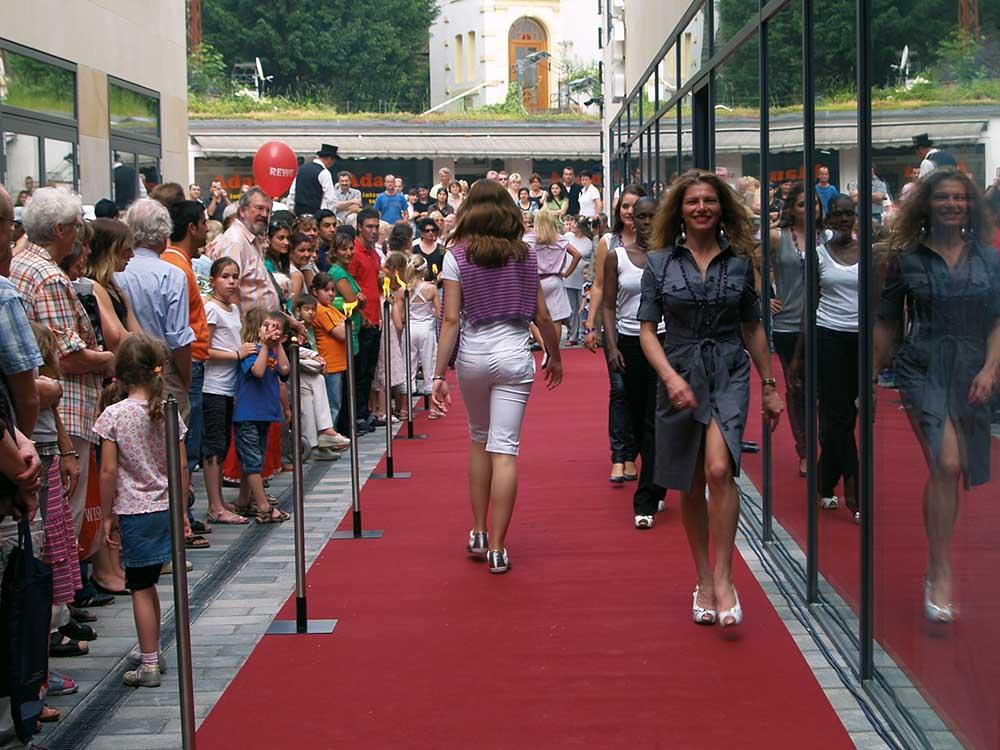 Eventmarketing | Ostertor Galerie Bad Salzuflen Eröffnung | Werbeagentur Siekmann