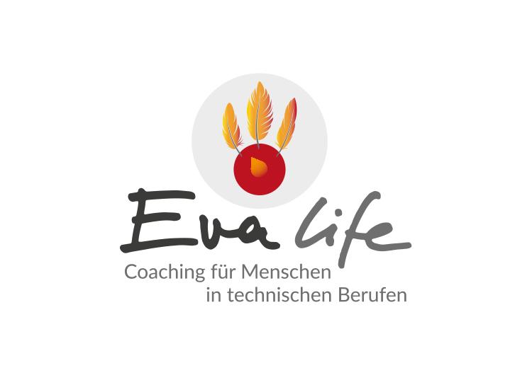 Logo | Eva life | Werbeagentur Siekmann