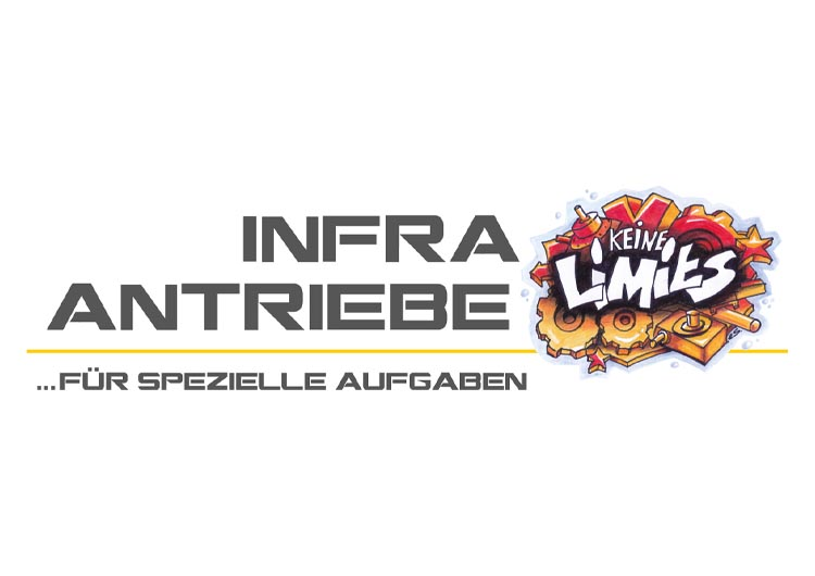 Logo | Infra-Antriebe | Werbeagentur Siekmann