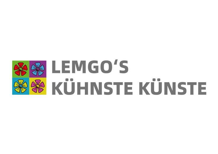 Logo | Lemgo's kühnste Künste | Werbeagentur Siekmann