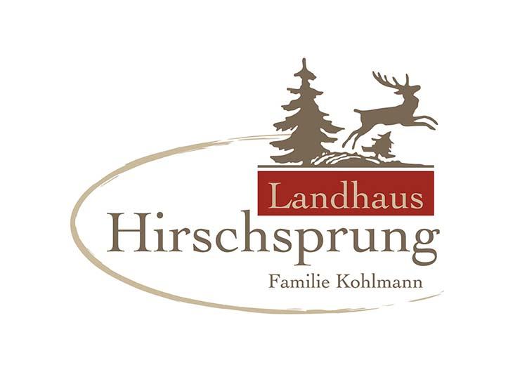 Logo | Landhaus Hirschsprung | Werbeagentur Siekmann