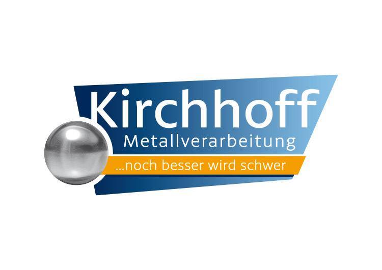 Logo | Kirchhoff Metallverarbeitung | Werbeagentur Siekmann
