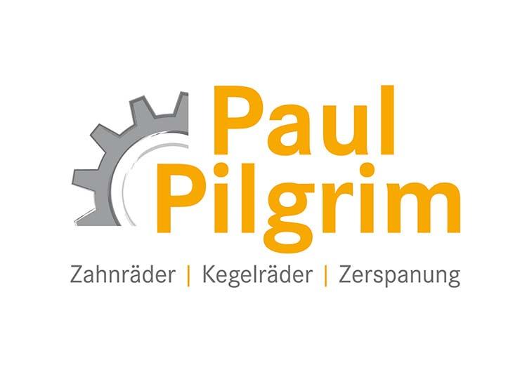 Logo | Paul Pilgrim | Werbeagentur Siekmann