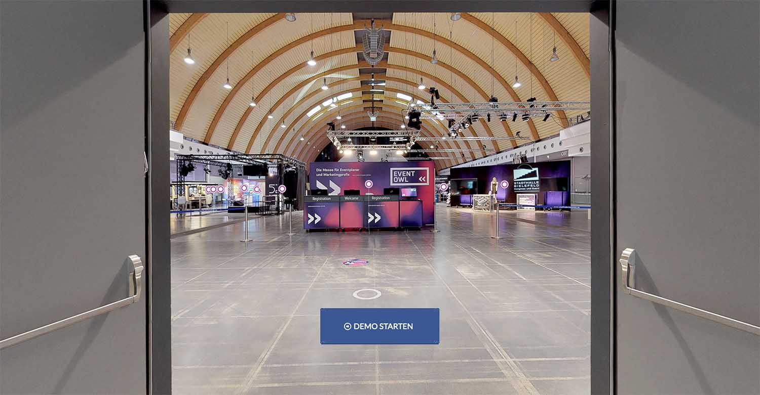 Messe digital | Werbeagentur Siekmann