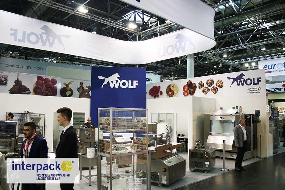 Messe real | Wolf | Interpack | Werbeagentur Siekmann