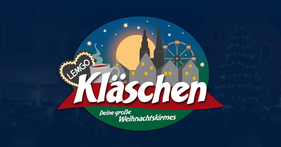 News | Kläschen Lemgo Logo | Werbeagentur Siekmann