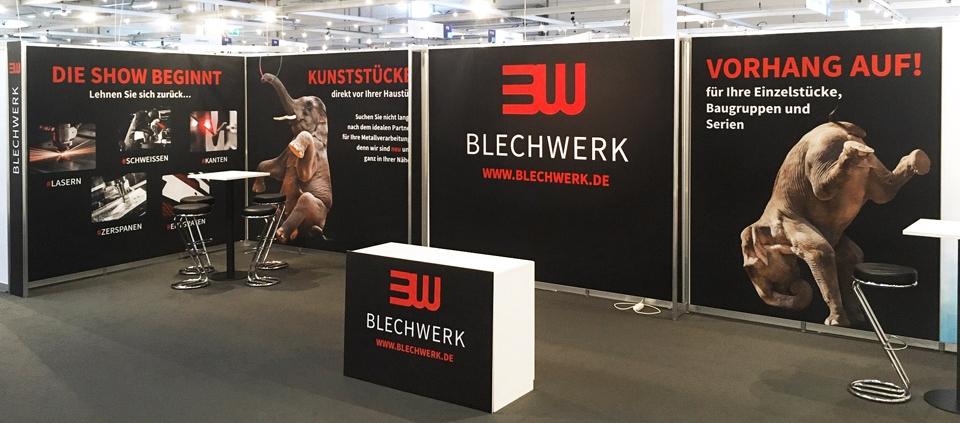 News | Blechwerk Bürger FMB | Werbeagentur Siekmann