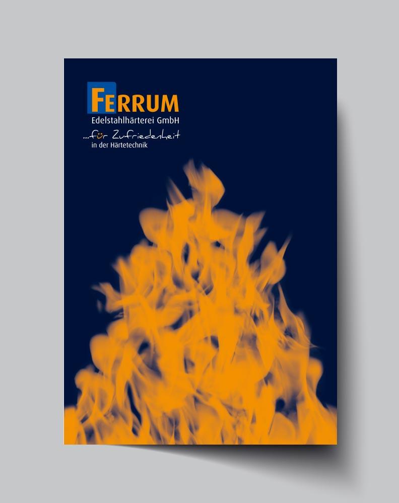 Print | Ferrum | Werbeagentur Siekmann