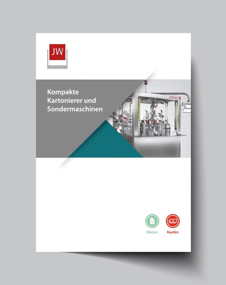 Print | JW Verpackungstechnik | Werbeagentur Siekmann
