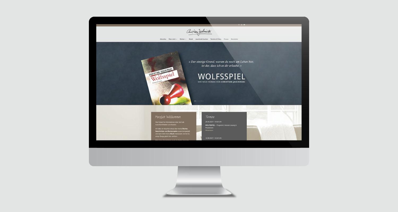 Web | Christian Jaschinski | Werbeagentur Siekmann