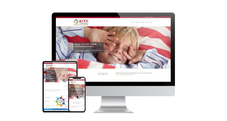 Web | KITA Consulting | Werbeagentur Siekmann