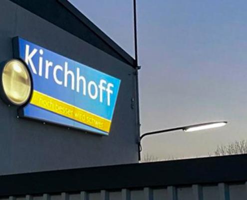 News | Kirchhoff Außenwerbung | Werbeagentur Siekmann